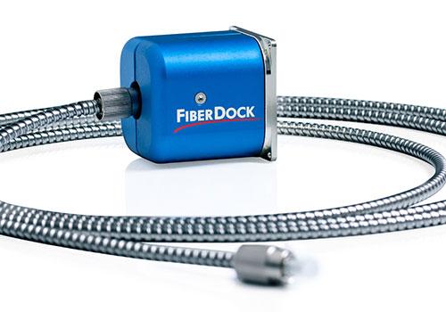 FiberDock - Universal Fiber Coupler