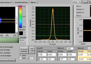 TOPTICA AG - iBeam smart: 杰出的光束质量